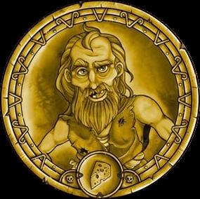 ben Gunn münze